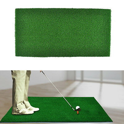 Pratical Golf Practice Mat Antiskid Chipping Driving Range Training Aid All Turf