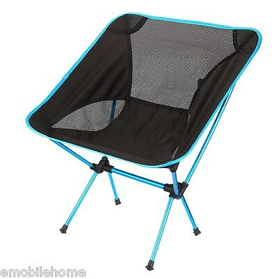 Ultra Light Beach Outdoor Camping Hiking Portable Folding Lightweight Chair