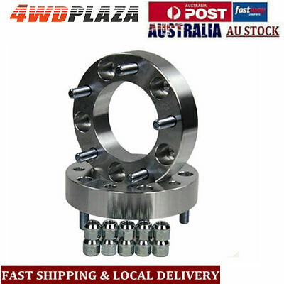 2PCS 5×150 Wheel Spacers For Toyota Landcruiser 100 105 200 205 70 76 78 Series