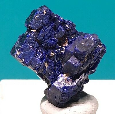 Azurite Specimen Mined In Guangdong China 2g