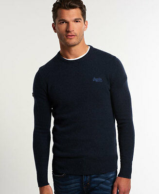 Pull Harrow Pour homme Eclipse Navy