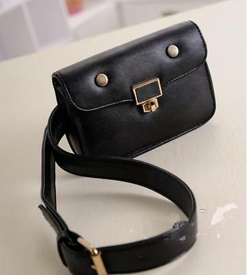 Fashion Waist Fanny Pack Belt Bag Pouch Travel jewelry shopping guide Bag