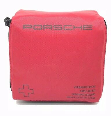 New Genuine Porsche First Aid Kit 997 996 987 986 991 981 718 Panamera Cayenne