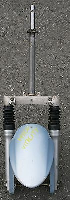 Kymco Vitality 50 2004 Front Left Right Fork Legs Front Forks Front Suspension