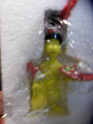 Dept 56 Dr Seuss GREEN EGGS AND HAM  ornament 2011 collection NEW 4018201