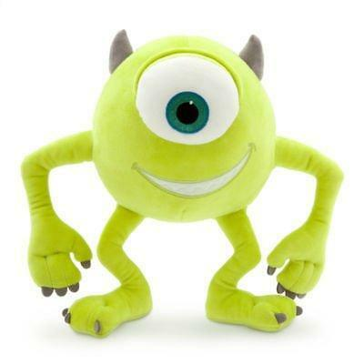 New Official Disney Monsters Inc 30cm Mike Soft Plush Toy