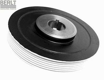 Fiat Citroen Peugeot 2.0 Hdi Torsion Vibration Damper Crankshaft Pulley Tvd