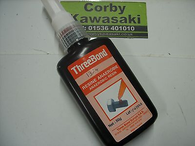 Threebond 1324 Threadlock Medium Strength 50G Red Honda Kawasaki