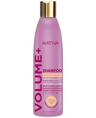 Kativa Volume  Shampoo 250 ml / 8.45 fl.oz.