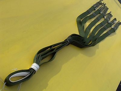 5' Tow Recovery Cargo Strap Looped End Heavy Duty Sling 50.000 lb Webbing