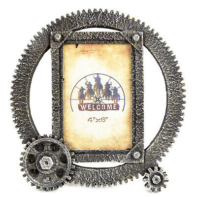 New Cog Wheel Frame Medium - 7040 Photo Frame Mystalee Designs by Brigalow