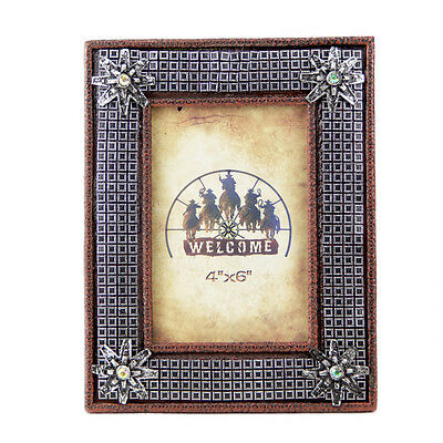 New Lattice Concho Frame - 7023 Photo Frame Mystalee Designs by Brigalow