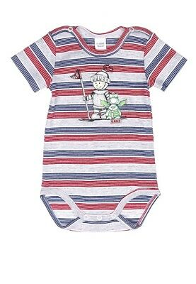 Kanz Boys Baby Body Suit Knight Short Sleeved sz. 50 56 62 68 74 80 86 92