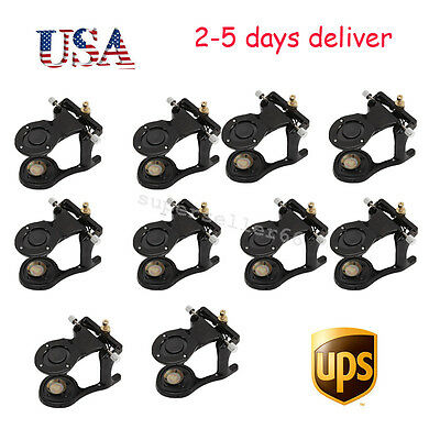10PCS 【US】 Dentist Dental Teeth Adjustable Small Articulator Lab Equipment tools
