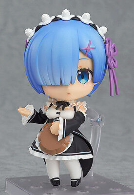 [FROM JAPAN]Nendoroid 663 Rem ReZERO -Starting Life in Another World- Good S...