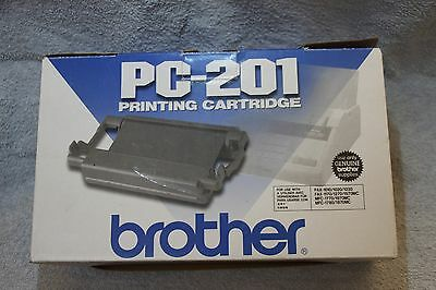 Brother PC-201 Printing Cartridge FAX 1010 1020 1030 1170 1270 1570MC & Others
