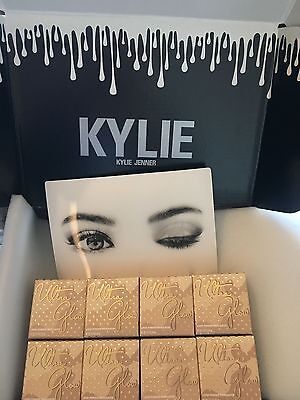 Kylie Cosmetics Vacation Ultra Glow Kylighters / Highlighter  - Shipped Order