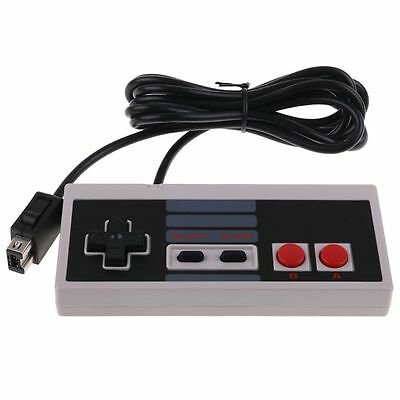 Classic Wired USB Game Controller Gamepads Joystick Joypad For Nintendo Mini NES