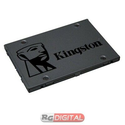 "Kingston SSD A400 240GB HARD DISK Drive Stato Solido 2.5"" SATA 3 SA400S37/240G"