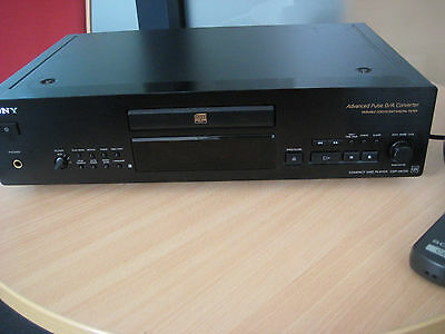 Sony CD Player CDP-XB720 High End CD-Player QS-Serie Digital Out