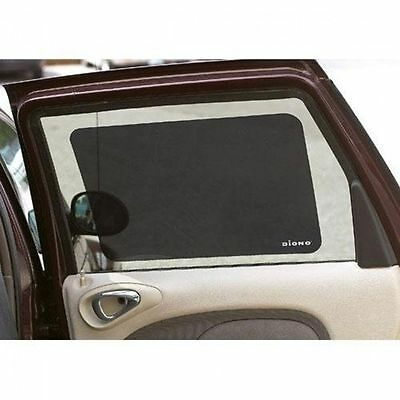 Car Sun Window Shade Blinder Diono COOL SHADE Roll On Protection Pvc 2 pack