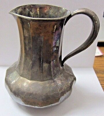 19th Century Tiffany & Co Silver Soldered Pitcher