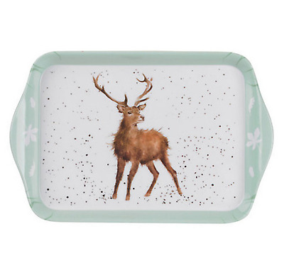 Pimpernel Wrendale Design Mighty Stag Melamine Scatter Tray 20.5cm X0019618847