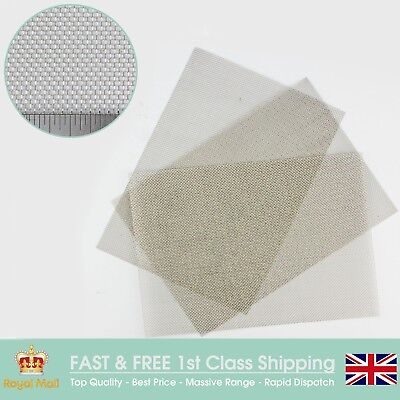 Rodent Pest Airbrick Mesh - Stainless Steel  - Pack of 3 A5 Sheet (150 x 210mm)