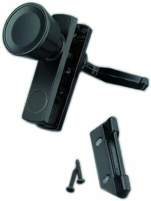 Wright Products Black Storm & Screen Door Latch V777BL, Free S/H