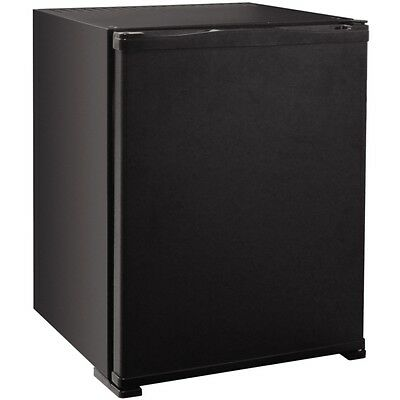 Polar Silent Hotel Room Fridge Black Ltr