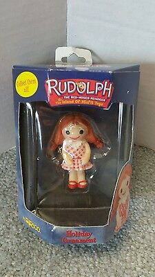 CVS Rudolph Red Nosed Reindeer Island of Misfit Toys Misfit Doll Ornament