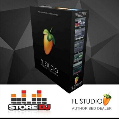 FL Studio Fruity Loops 20 Producer Edition