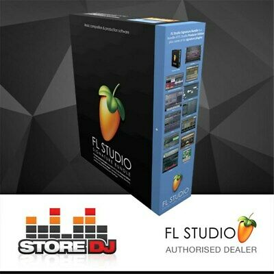 FL Studio Fruity Loops 20 Signature Edition