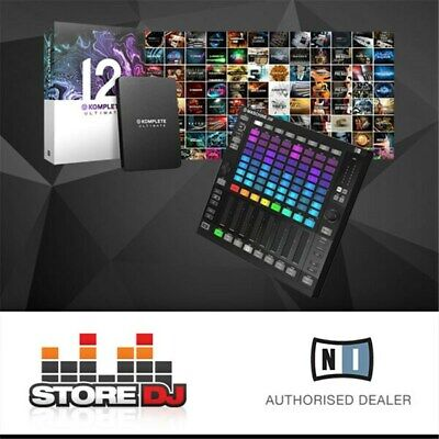 Native Instruments Maschine Jam w/ Komplete 11 Ultimate Upgrade