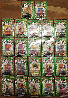 "Complete set of 22 Racing Champions 1 each NISP Ed ""BIG DADDY"" Roth's Die casts*"