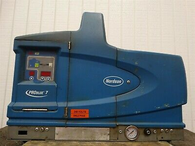 Nordson 1022232A Problue 7 Hotmelt Adhesive Applicator 1/3 Ø 200-240V 60HZ 27A