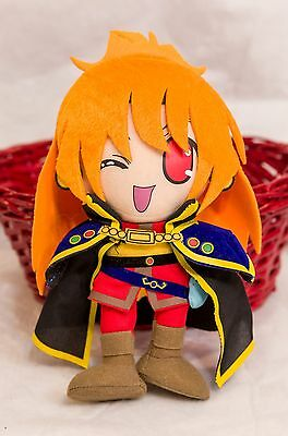 "Funimation Slayers Next Lina Inverse Doll Plush 8"" Window Hang Winky Face 1996"