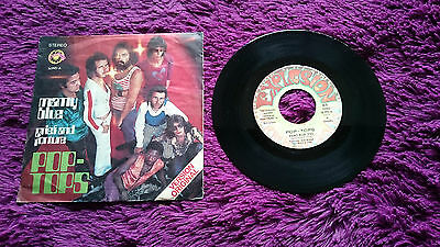 """Pop-Tops – Mamy Blue / Grief And Torture , Vinyl, 7"""", 45 RPM, Single"""
