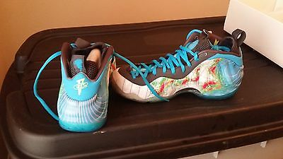 6f4c2bdee88 NIKE AIR FOAMPOSITE One Weatherman Men s SZ 10