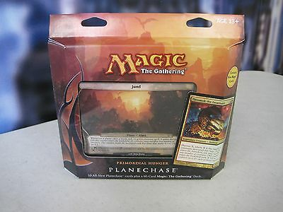 Magic the Gathering Primordial Hunger Planechase Box Factory Sealed