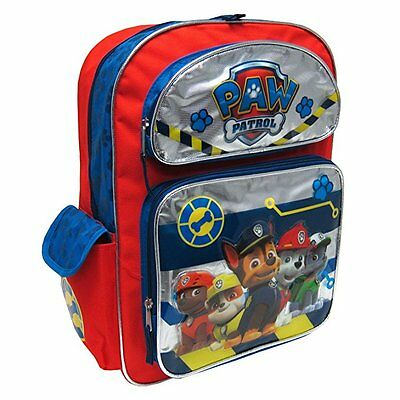 Nickelodeon Paw Patrol With 3D Embellishment Kids Backpack, 16 Inches