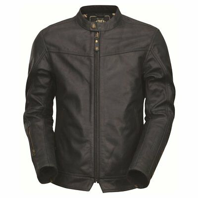 NEW Roland Sands Jacket Walker Leather Black from Moto Heaven