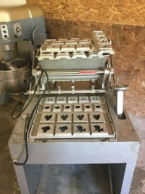 H.c. Rhodes Cookie Machine,cookie Press, And Cookie Dyes