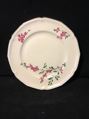 Exqusite Royal Bayreuth Bread Or Fruit Plate Rare Us Zone Rob74 Pattern