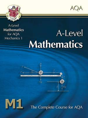A-Level Maths for AQA - Mechanics 1: (Student Book & CD-ROM) Mixed media NEW