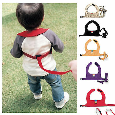 Baby Child Toddler Safety Harness Walking Strap Anti Prevent Lost Safe Belt