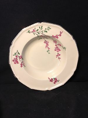 Exqusite Royal Bayreuth Rimmed Soup Bowl Rare Us Zone Rob74 Pattern
