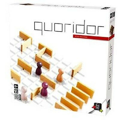 Quoridor Classic Wooden Logic Game by Gigamic Games – Ages 8 to Adult  NEW!!