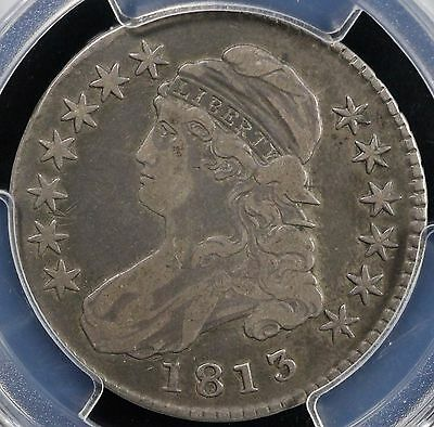 1813 50C Capped Bust Half Dollar PCGS VF 30