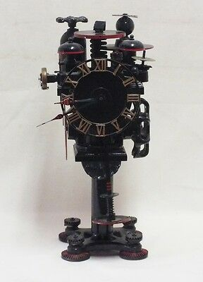 """Pneumatic Clock/Device. """"Fluid Power div. Wake Forest NC"""" , """"SCOVILL""""."""